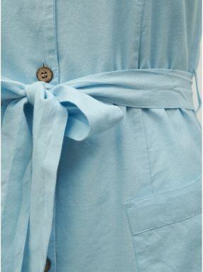 1ec88e5bbed5 Svetlomodré košeľové šaty VERO MODA Abena značky Vero Moda - Lovely.sk