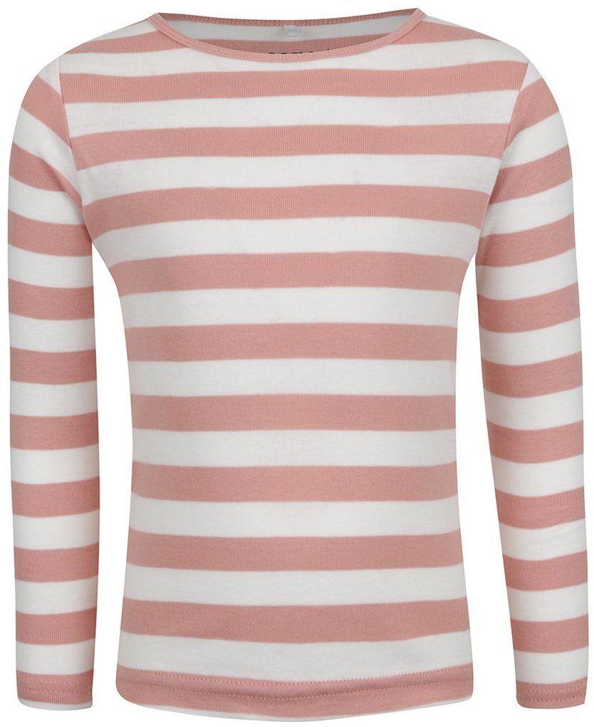 0d1366d48277 Bielo-ružové dievčenské pruhované tričko name it Verit značky name it -  Lovely.sk