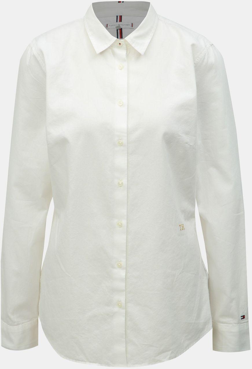 2c24ccec24 Biela dámska košeľa Tommy Hilfiger Essential značky Tommy Hilfiger ...