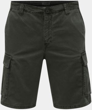 02a2c56ffec7 Plátené kapsáčové nohavice s vyhrnutím Regular Fit bonprix značky ...