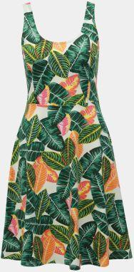 41c11a966df1 Zelené vzorované šaty Dorothy Perkins