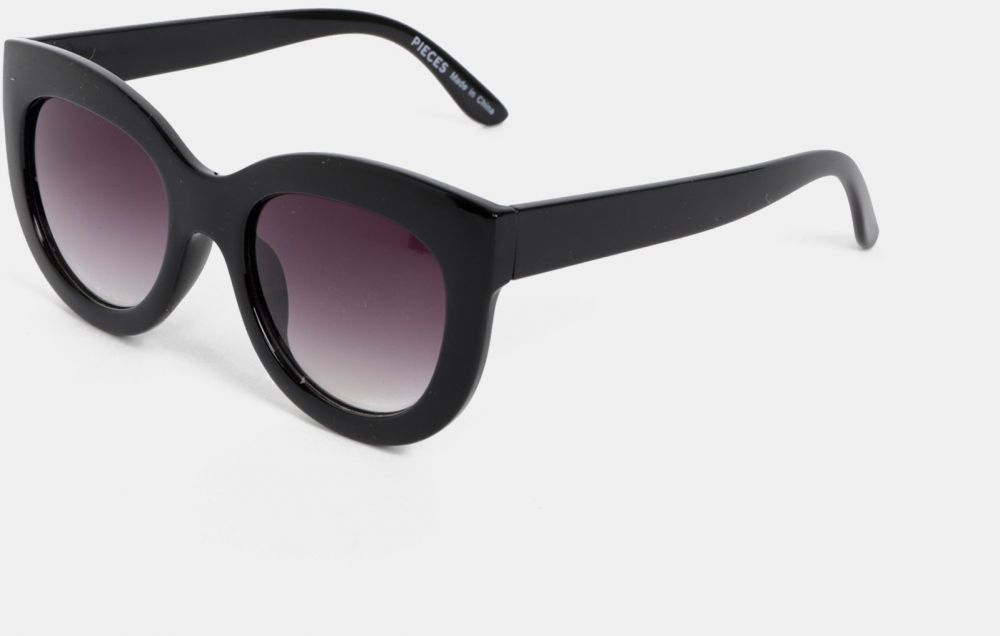 08f446954 Čierne slnečné okuliare Pieces Erika značky Pieces - Lovely.sk