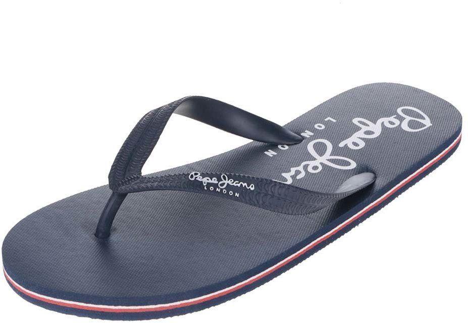 55afe5fce150 Tmavomodré pánske žabky Pepe Jeans Swimming značky Pepe Jeans - Lovely.sk