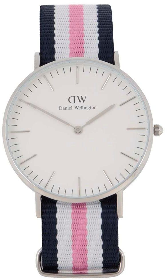 Dámske hodinky v striebornej farbe CLASSIC Southhampton Daniel Wellington  značky Daniel Wellington - Lovely.sk 0807dbf1661
