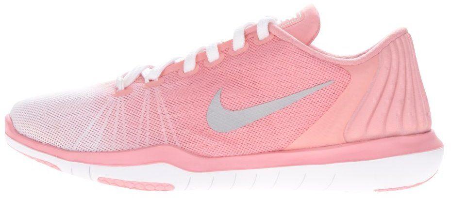 327962e07 Bielo-ružové dámske tenisky Nike Flex Supreme značky Nike - Lovely.sk