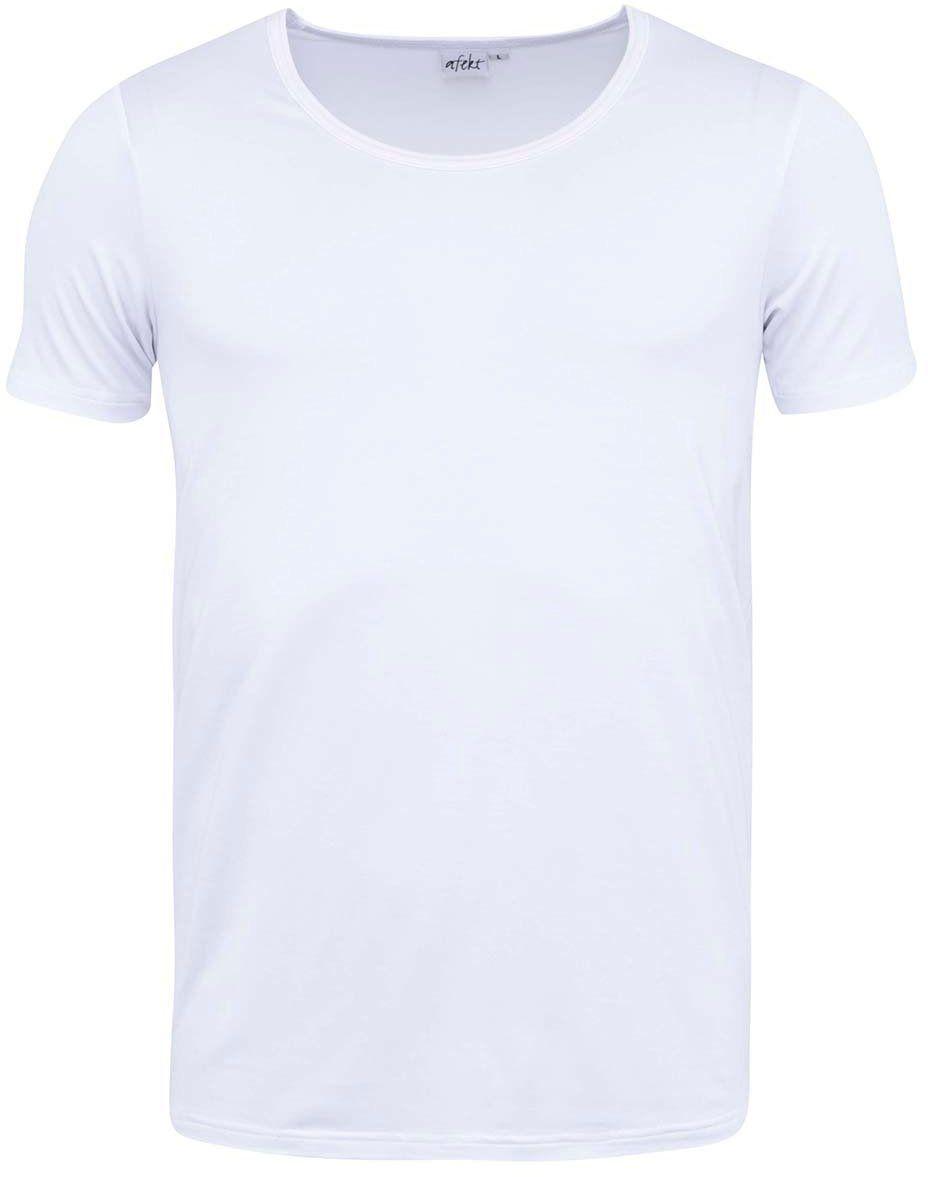 6082d7fcdfc Biele bambusové tričko pod košeľu Bambutik Classic značky Bambutik -  Lovely.sk