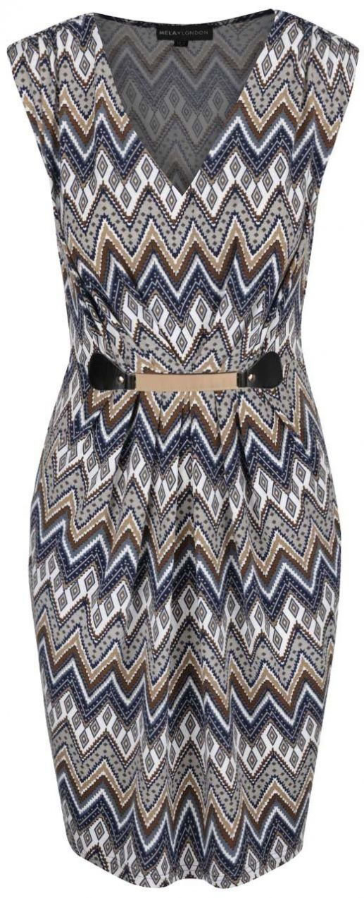 Béžové vzorované šaty Mela London značky Mela London - Lovely.sk 978321a048e