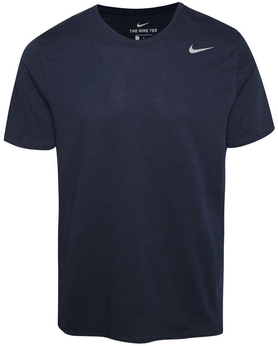c16052bf3d53 Tmavomodré pánske funkčné tričko Nike značky Nike - Lovely.sk