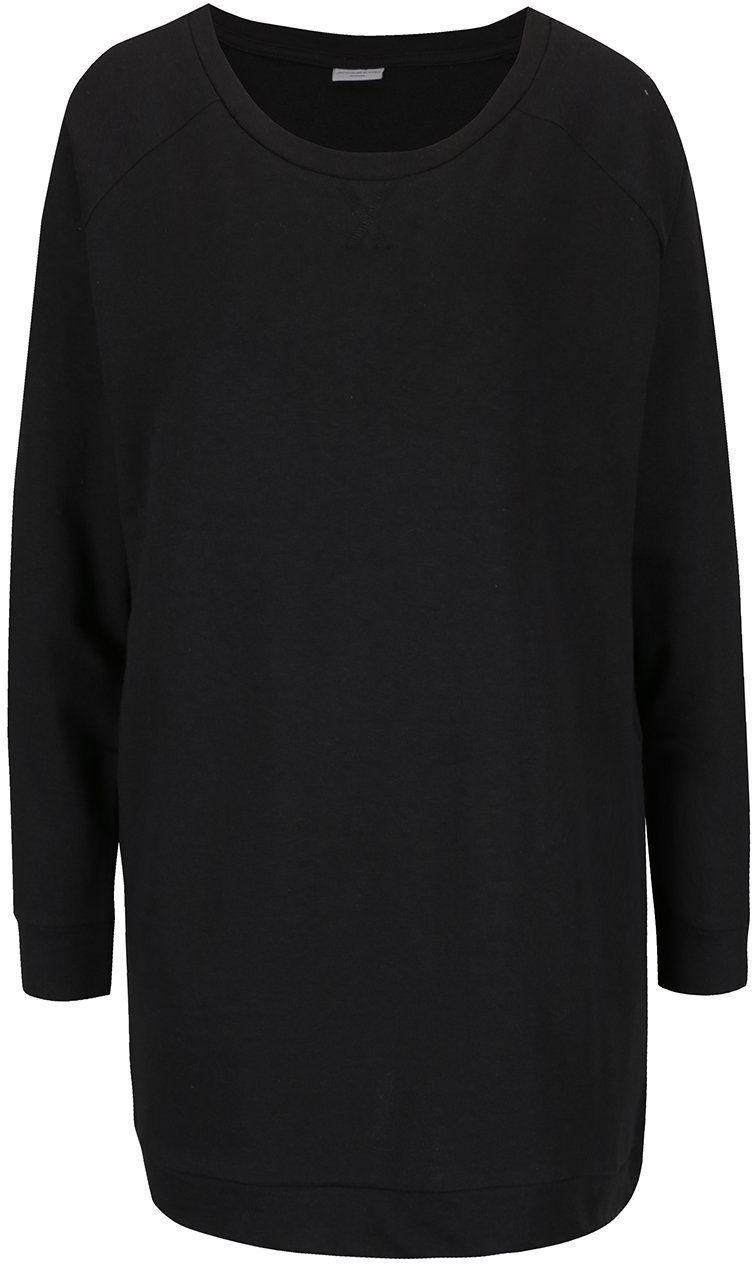 Čierna dlhá mikina Jacqueline de Yong Lexus značky Jacqueline de Yong -  Lovely.sk 2c77f05f6e2