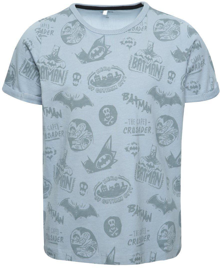 36027b5a9379 Modré chlapčenské tričko s potlačou name it Batman značky name it -  Lovely.sk