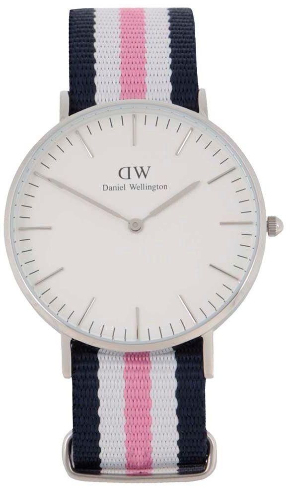 18b541857e98 Dámske hodinky v striebornej farbe CLASSIC Southhampton Daniel Wellington  značky Daniel Wellington - Lovely.sk