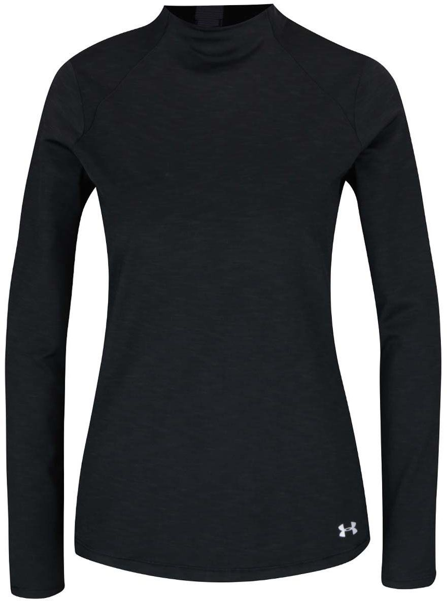 e4ca56855 Čierne dámske funkčné tričko s dlhým rukávom Under Armour ColdGear Armour  Mock značky UNDER ARMOUR - Lovely.sk