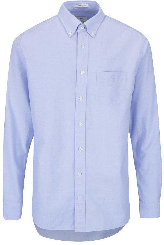 c10f06a5ec54 Svetlomodrá pánska neformálna košeľa GANT značky Gant - Lovely.sk