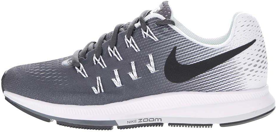 Sivo-čierne dámske tenisky Nike Air Zoom Pegasus 33 značky Nike - Lovely.sk 2f474e7017e