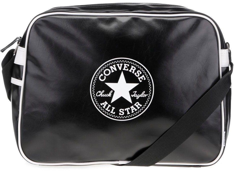 Čierna taška cez rameno Converse značky Converse - Lovely.sk a3540af574