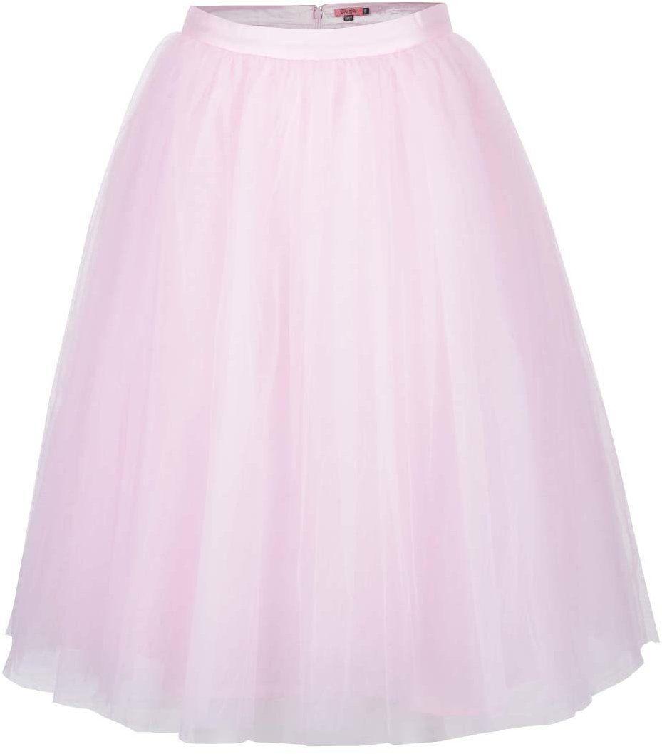 Ružová tylová sukňa Chi Chi London Alena značky Chi Chi London - Lovely.sk 3223ce8958
