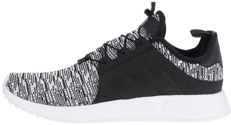 Čierno-biele melírované pánske tenisky adidas Originals X značky adidas  Originals - Lovely.sk 42b09ebe05