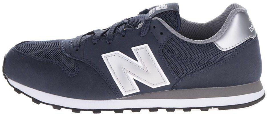Tmavomodré pánske tenisky New Balance značky New Balance - Lovely.sk e83edb72a88
