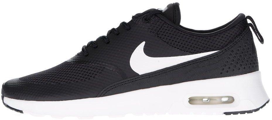 Čierne dámske tenisky Nike Air Max Thea značky Nike - Lovely.sk 09198fbcb5b