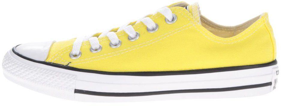 Žlté unisex tenisky Converse Chuck Taylor All Star značky Converse -  Lovely.sk bb4c8c70d9a