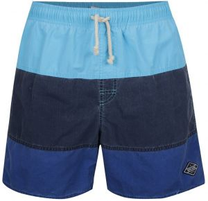 Modré pánske plavky Rip Curl Volley Aggrosection