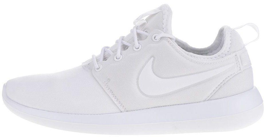 Biele dámske tenisky Nike Roshe značky Nike - Lovely.sk 952664b6328