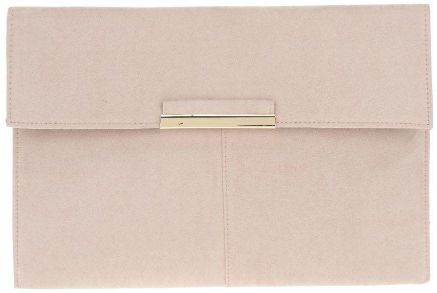 Béžová listová kabelka v semišovej úprave Dorothy Perkins značky Dorothy  Perkins - Lovely.sk 6d5c65eea6a