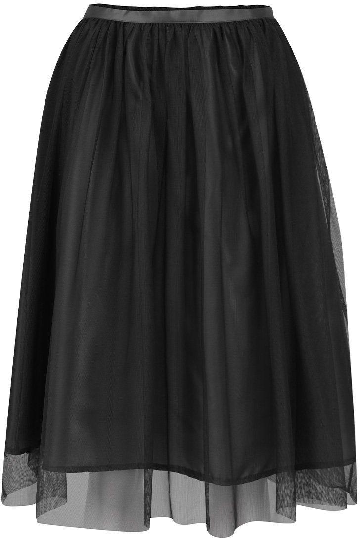 88b647492a18 Čierna tylová sukňa ZOOT značky ZOOT - Lovely.sk