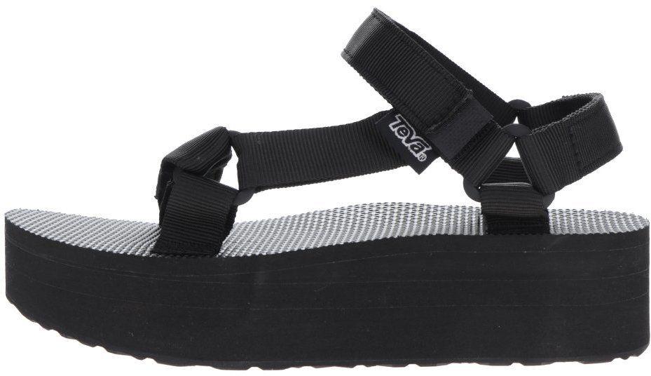 Čierne dámske sandále na platforme Teva značky Teva - Lovely.sk d9882e654d3