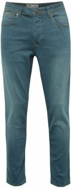 Zelené stretch skinny rifle Burton Menswear London