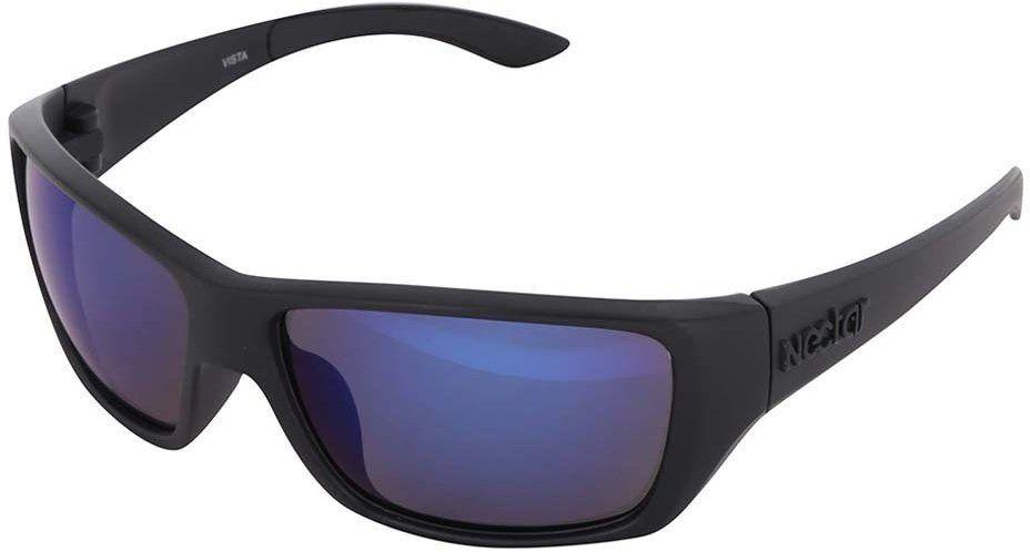 0d624c643 Čierne pánske slnečné okuliare s modrými sklami Nectar Sporty značky ...
