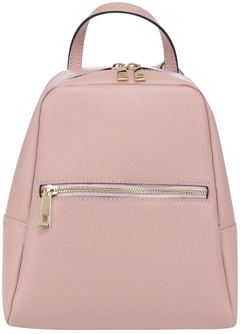 5f76de1a90d5e Ružový dámsky kožený batoh ZOOT značky ZOOT - Lovely.sk