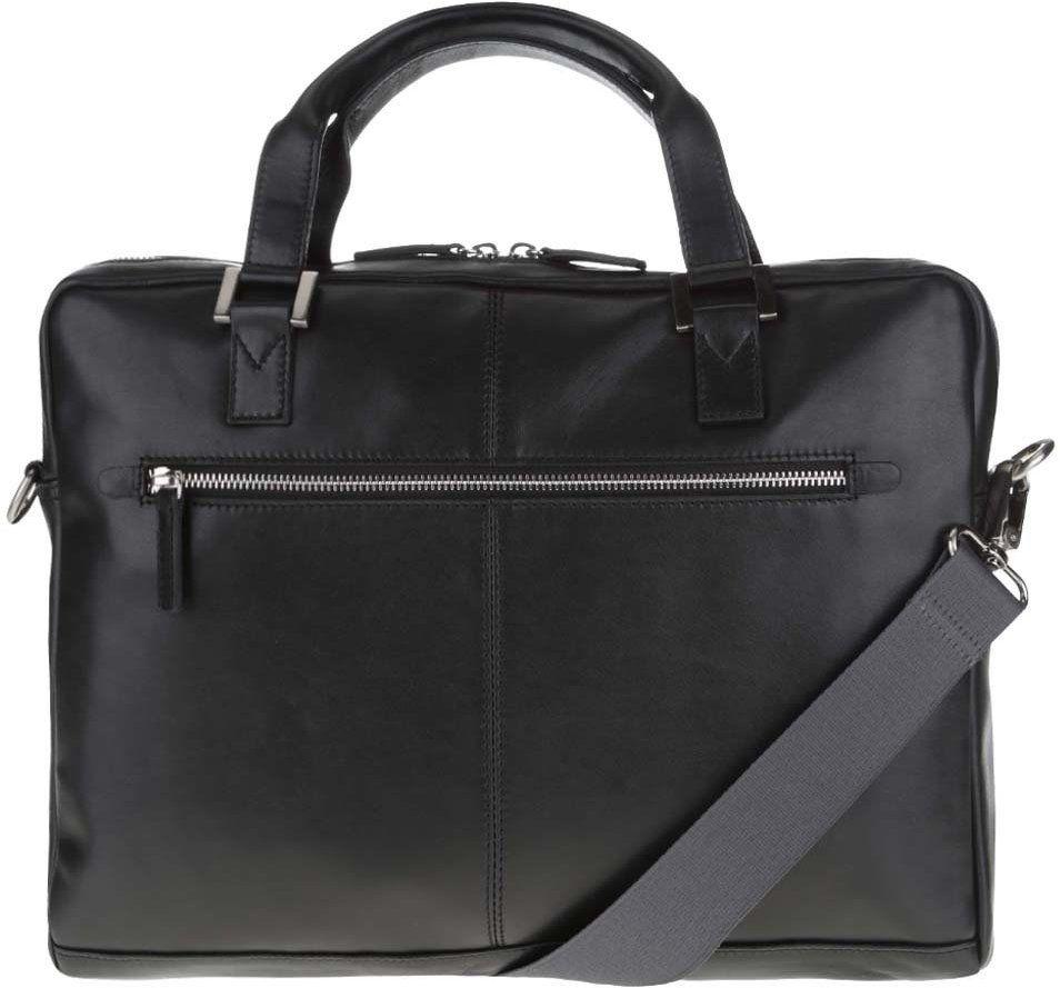 Čierna pánska kožená taška bugatti Manhattan značky bugatti - Lovely.sk 567788bacaf