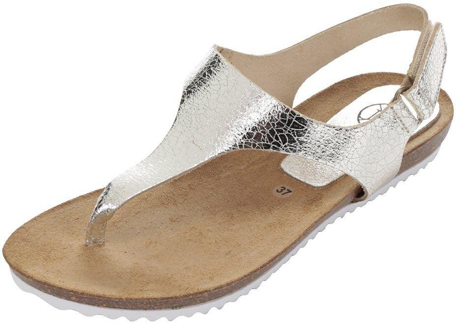 f4e629b4d76a Dámske kožené sandále v zlatej farbe OJJU značky OJJU - Lovely.sk