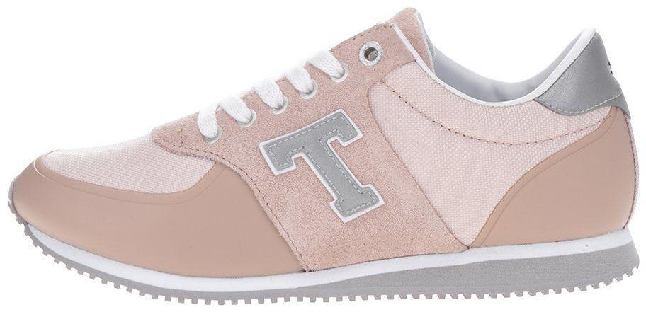 Staroružové dámske tenisky Tommy Hilfiger značky Tommy Hilfiger - Lovely.sk d7542faa78
