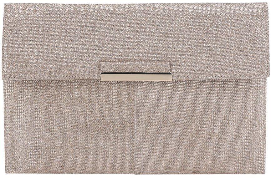 7053152daa Trblietavá listová kabelka v zlatej a striebornej farbe Dorothy Perkins  značky Dorothy Perkins - Lovely.sk