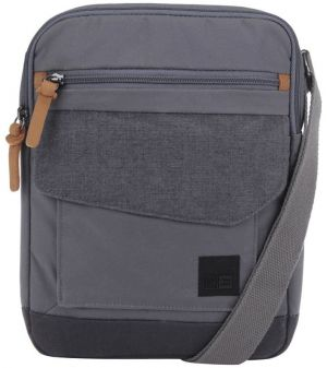 Sivá crossbody taška na tablet Case Logic LoDo