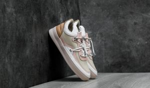 Filling Pieces Low Top Plain Keiko Beige EUR 36