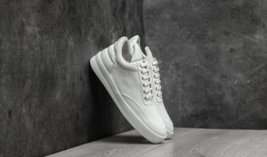 Filling Pieces W Low Top Grain White EUR 36