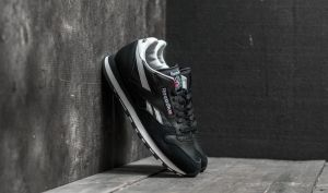 Reebok Classic Leather TRC Black/ White/ Light Solid Grey EUR 42