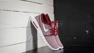 Nike Stefan Janoski Max Dark Team Red/ White EUR 40.5