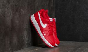 Nike Air Force 1 University Red/ White-White EUR 41