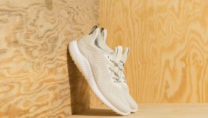 adidas alphabounce em Chalk White/ Footwear White/ Talc US 7.5