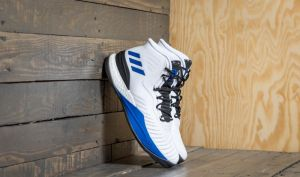 adidas D Rose 8 White/ Blue/ Black EUR 40 2/3