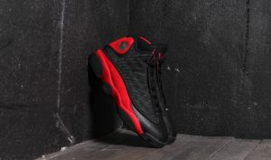 Nike Air Jordan 13 Retro Black/ True Red-White EUR 40.5