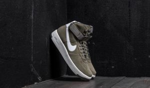 Nike Air Force 1 Ultraforce Hi Dark Stucco/ Summit White EUR 44