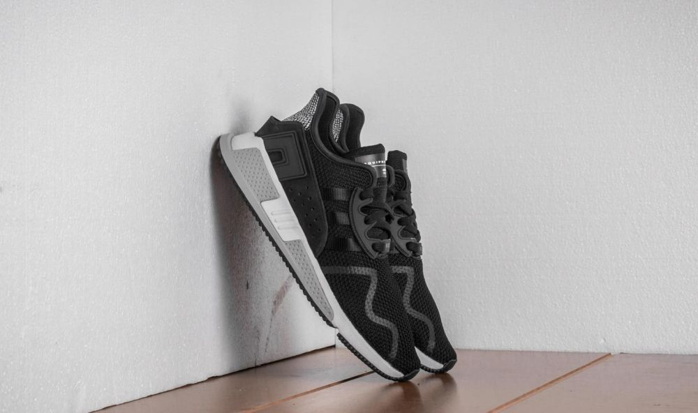 adidas EQT Cushion ADV Core Black/ Core Black/ Ftw White EUR 43 1/3