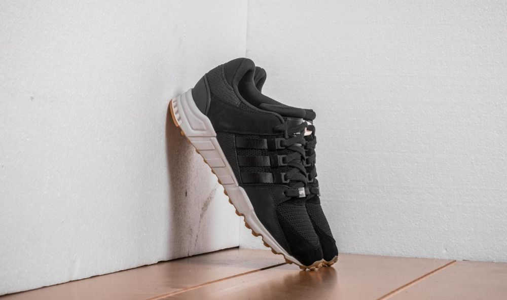 adidas EQT Support RF Core Black/ Core Black/ Chalk White EUR 43 1/3