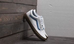 Vans Old Skool (Bleacher) True White/ Delft/ Gum EUR 40