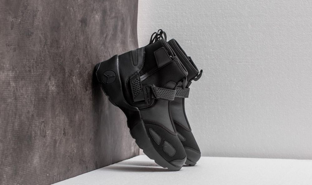 Jordan Trunner LX High Black/ Black EUR 40.5